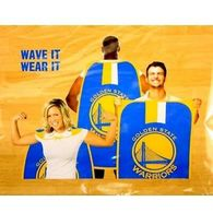 Golden state warriors fan flag cape 315 x