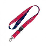 Angels baseball lanyard