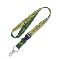 Colorado state rams lanyard