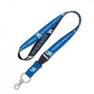 Kentucky wildcats lanyard