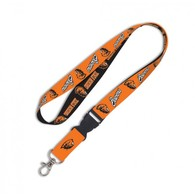 Oregon state beavers lanyard