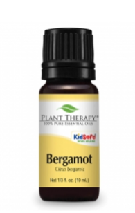 Bergamont 10ml essential oil