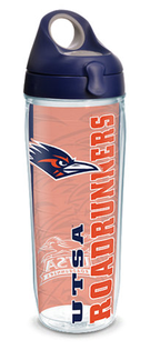 Water bottle university of texas san antonio college pride w lid