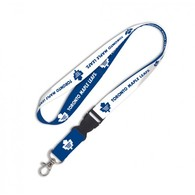 Toronto maple leafs lanyard